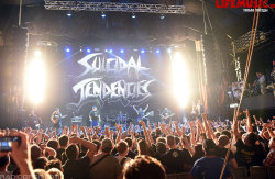 Концерт Suicidal Tendencies в Москве 2017 фото