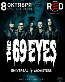 Red Club : 8 ������� 2016 �. : The 69 Eyes